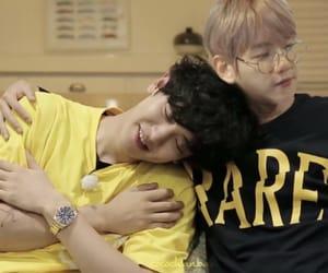 exo, bbh, and baekyeol image