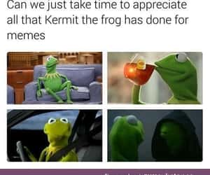 awesome, frog, and kermit image