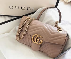 classical, style, and gucci bag image