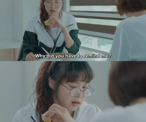 Korean Drama, quote, and the undateables image