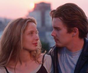 90s, ethan hawke, and antes do amanhecer image