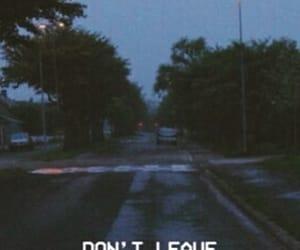 grunge, alone, and dark image