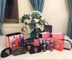 flowers, girly, and victoria's secret image
