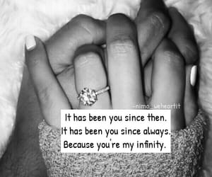 always, holding hands, and cute quotes image