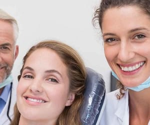teeth whitening dublin, dental clinic dublin, and dentist dublin image