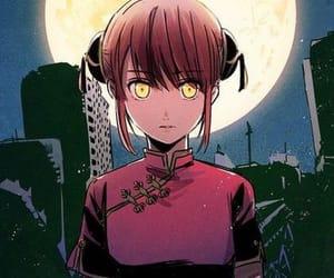 anime, anime girl, and eyes image