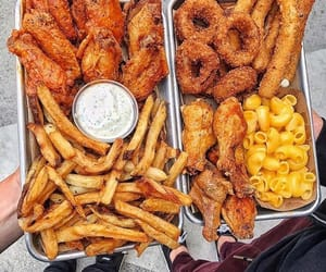 Chicken, food, and yummy image
