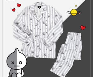 van, created by bts, and bt21 image