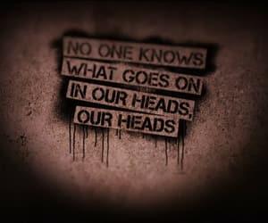 heads, know, and Lyrics image