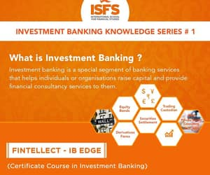 investment banking and financial studies image