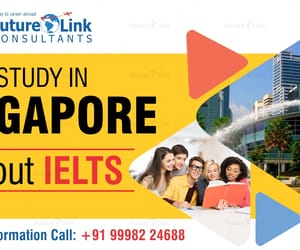 study abroad consultants, study in singapore, and studying in singapore image