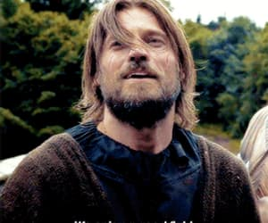 game of thrones, nikolaj coster waldau, and brienne of tarth image