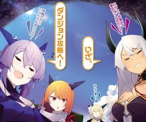beelzebub, aizawa azusa, and i became the max level image