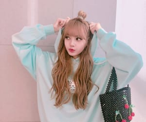 korea, kpop, and lisa image