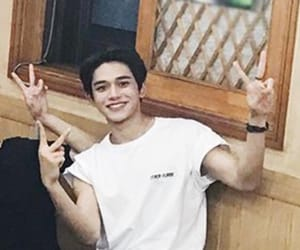 lucas, nct u, and cute image