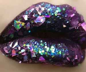 color, cosmetics, and crystal image