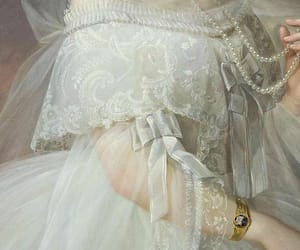 art, dress, and tumblr image