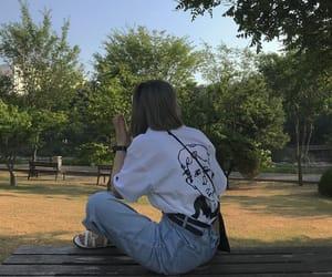 aesthetic, alternative, and korean image