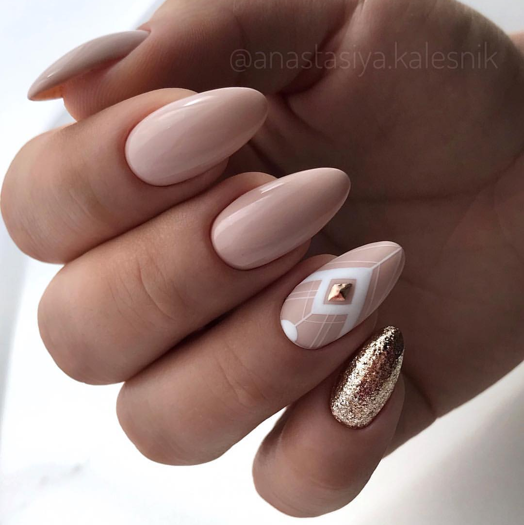beauty, nails, and hands image