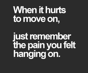 quotes, hurt, and pain image