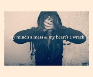 depression, sad, and 🙁 image