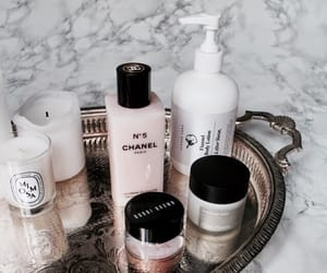 beauty, chanel, and makeup image