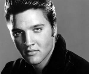 music, ícone, and Elvis Presley image