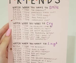 friends, tv show, and episode image