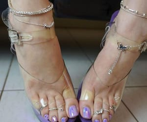 feet, ring, and toe image