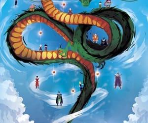 dbs, dragon, and goku image