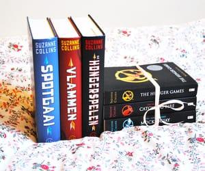 bibliophile, books, and suzanne collins image