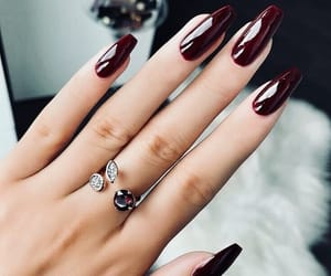 accessories, girls, and nails image