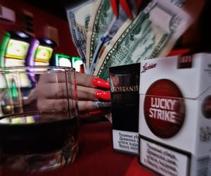 casino, lucky, and money image
