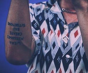 tattoo, the 1975, and matt healy image