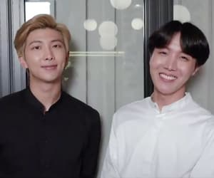 rm, jhope, and bts image