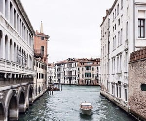summer, travel, and venice image