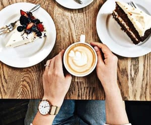 breakfast, style, and food image