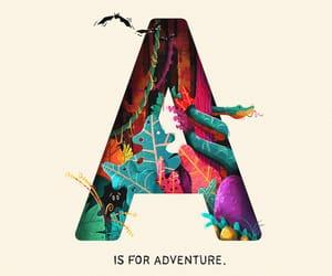 alphabet, art, and pattern image