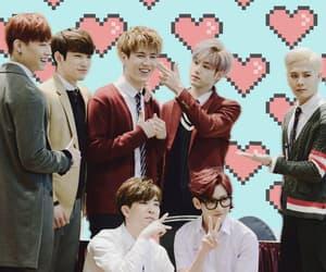 heart, love, and kpop image