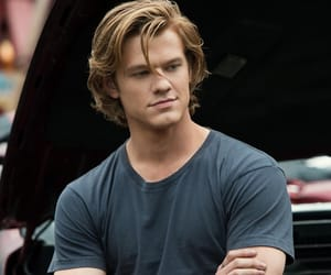 macgyver, lucas till, and tv shows image