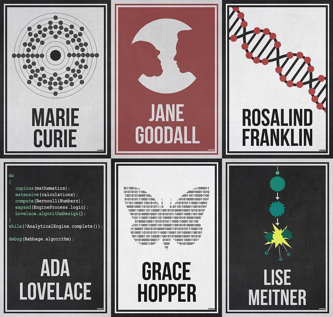 science, woman, and marie curie image