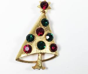 etsy, holiday pin, and mimisjewelryboutique image