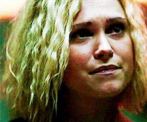 gif, love, and clarke griffin image
