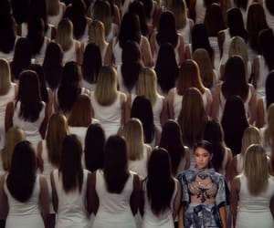 ariana grande, god is a woman, and sweetener image