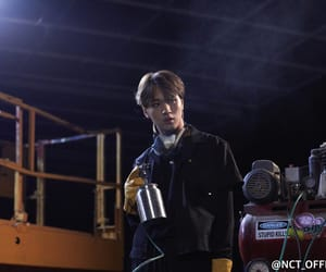 haechan, nct, and kpop image