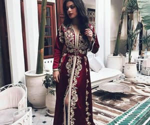 caftan and morocco image