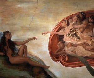 ariana grande and god is a woman image
