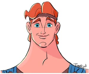 disney, hercules, and prince image