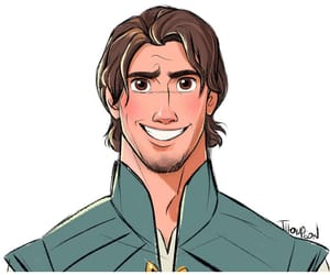 disney, prince, and tangled image