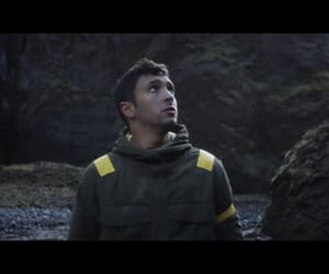 jumpsuit, josh dun, and trench image